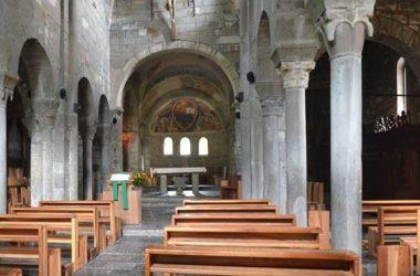 Abbazia Sant'Egidio in Fontanella antico monastero