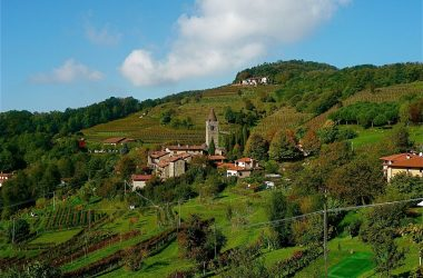 Abbazia di Fontanella frazione Sotto il Monte