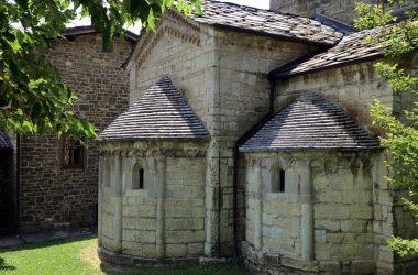 Abbazia di Sant'Egidio, Fontanella, Sotto il Monte