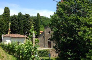 Abbazia di Sant'Egidio, Fontanella a Sotto il Monte, Bg
