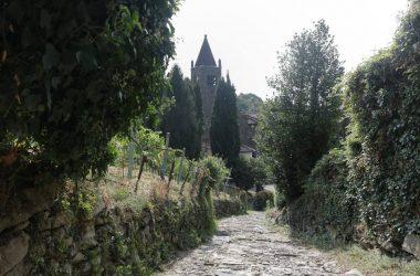 Abbazia di Sant'Egidio in Fontanella Sotto il monte