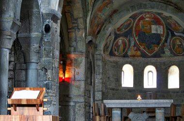 Abbazia di sant'Egidio in Fontanella (BG)