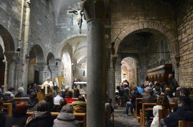 Abbazia di sant'Egidio in Fontanella Bergamo