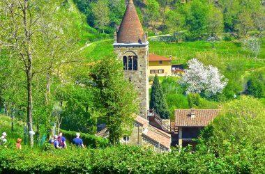 Abbazia rettoria di Sant'Egidio in Fontanella Bergamo