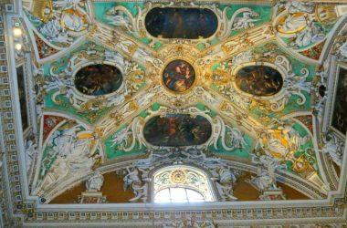 Affreschi Basilica Santa Maria Maggiore - Bergamo