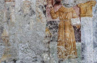 Affreschi Cappella dell'Annunciata – Cerete