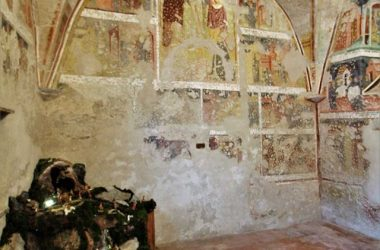 Affreschi Chiesa San Giacomo Chiesa Gromo
