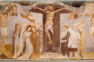 Affresco Chiesa Parrocchiale- Almenno San Salvatore