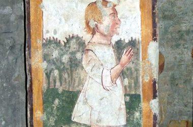 Affresco Santuario della Madonna dell'Olmo Verdellino