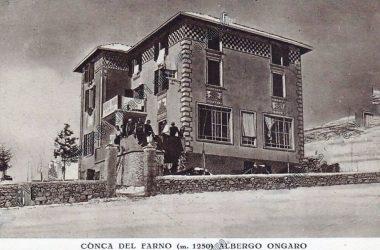 Albergo Ongaro - Cati Gandino Monte farno