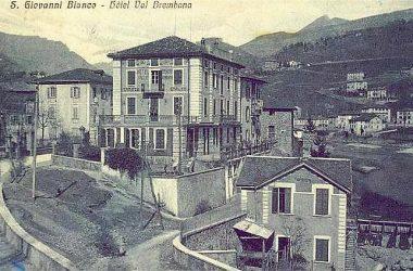 Albergo-Val-Brembana San Giovanni Bianco foto vecchie