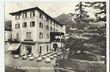 Albergo eden San Pellegrino Terme