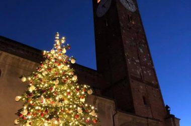 Albero Natale a Treviglio