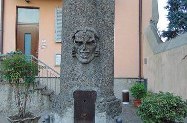 Almenno San Salvatore -Bergamo - vecchia fontana