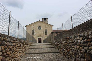 Almenno San Salvatore La Chiesa di Santa Maria della Consolazione