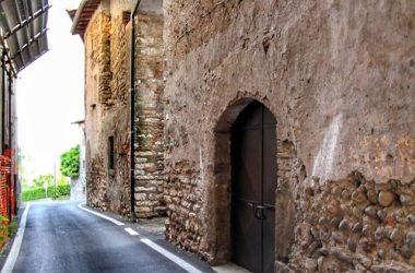 Almenno San Salvatore Strade