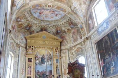 Altare Basilica Santa Maria in Valvendra - Lovere
