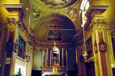 Altare CHiesa di Cassiglio