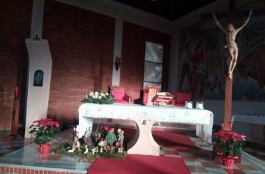 Altare Chiesa Madonna della campagna Chiuduno
