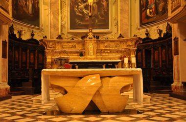 Altare Chiesa Osio Sotto
