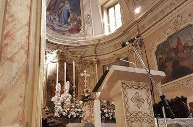 Altare Chiesa Piazzolo