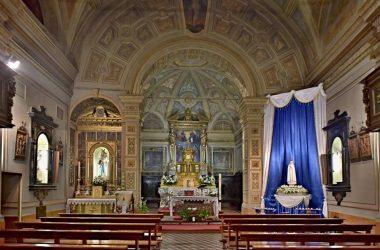 Altare Chiesa di Barzizza Gandino