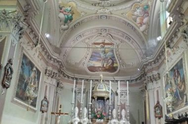 Altare Chiesa di Cassiglio copia