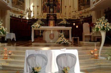 Altare Chiesa di San Giovanni Battista - Palazzago