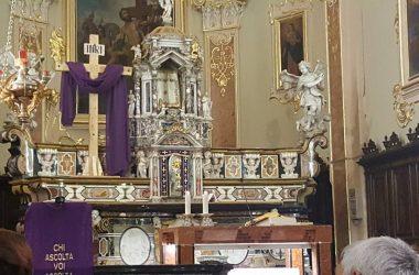 Altare Chiesa di Songavazzo