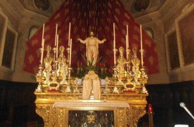 Altare Maggiore Parrocchia di San Vittore Terno d'Isola