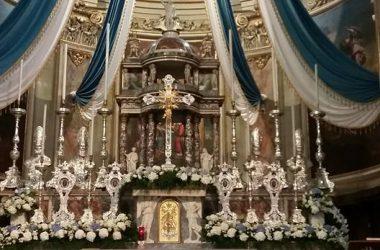 Altare Parrocchia Curno