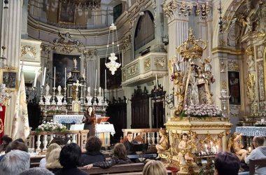 Altare Parrocchia Fuipiano Valle Imagna
