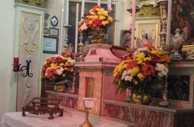 Altare Parrocchia Piazzolo