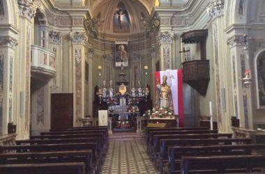 Altare San Gregorio Cisano Bergamasco
