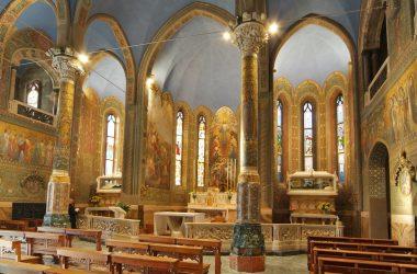 Altare Santuario SS. Capitanio e Gerosa - Lovere Bg