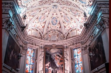 Altare Santuario Santa Maria Annunciata - Verdello