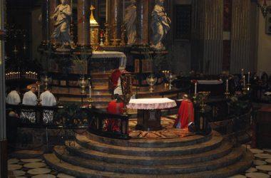 Altare Santuario Santa Maria del Fonte