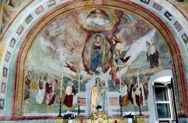 Altare Santuario della Madonna dell'Olmo Verdellino