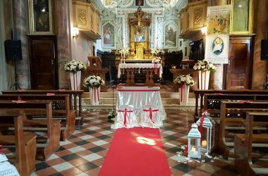 Altare chiesa Capizzone