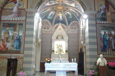 Altare chiesa Pradalunga