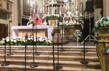 Altare chiesa di Curno