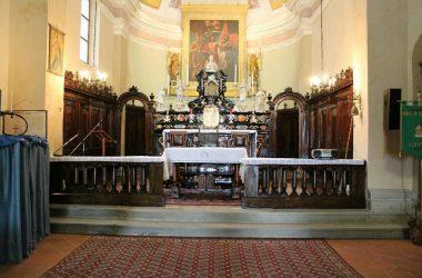 Altare chiesa di Lovere