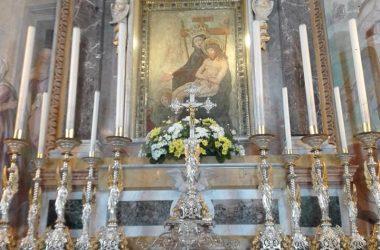 Altare santuario madonna dello zuccarello, nembro