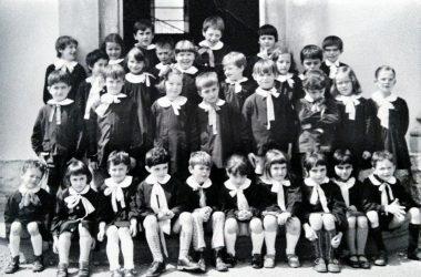 Anno scolastico 1971 Brembate Sopra