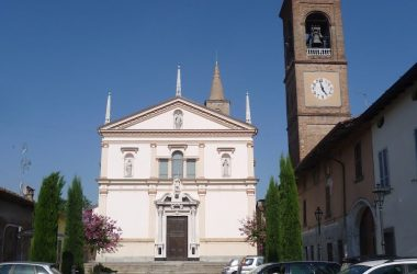 Antegnate Chiesa di S. Michele Arcangelo