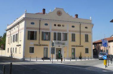 Antegnate Palazzo Banca Intesa-San Paolo