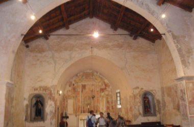 Antica chiesa di roncola