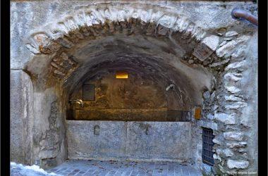 Antica fontana Gromo