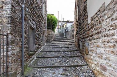 Antica scala Almenno San Salvatore