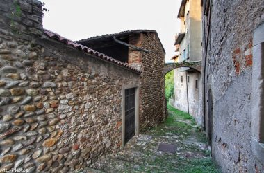 Antiche vie di Almenno San Salvatore